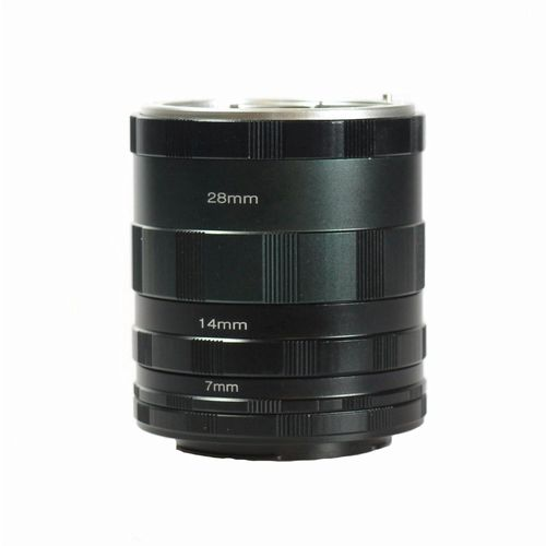 Olympus Four Thirds Manual Extension Tube Set